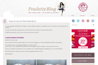 Poulette Blog