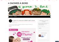 4 Gnomes à Bord