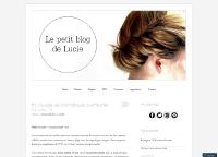 Le Petit Blog de Lucie