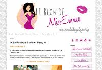 Le Blog de Miss Emma