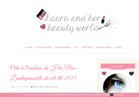 Laura and her Beauty World
