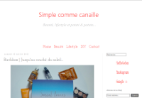 Simple Comme Canaille