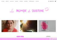 Le Monde de Justine