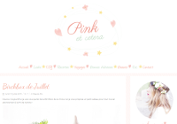 Pink Et cetera