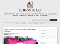 Le Blog de Lili