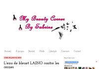 My Beauty Corner By Sabrine