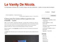 Le Vanity de Nicola