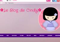 Le Blog de Cindy
