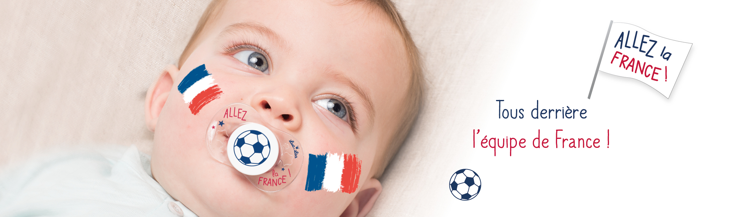 Sucettes Les Petits Supporters